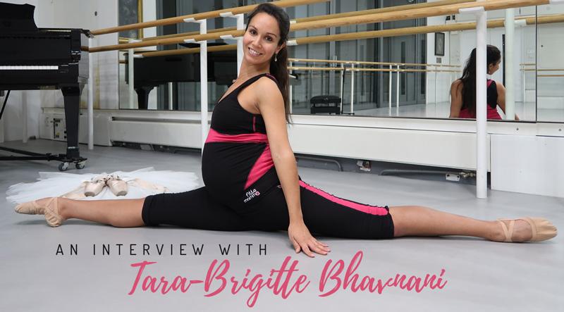 exclusive interview with royal ballet dancer Tara-Brigitte Bhavnani