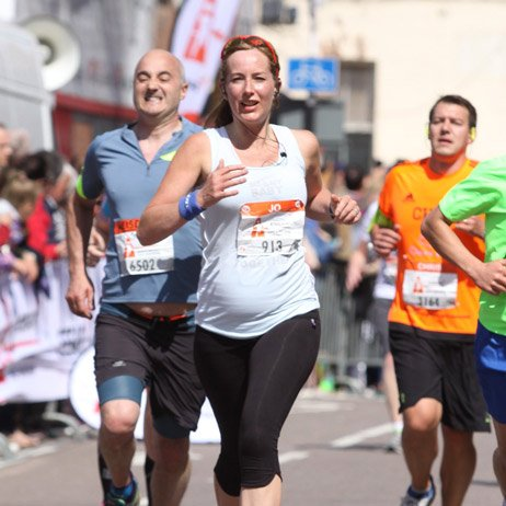 Can We Help Keep You Running During Pregnancy Too?