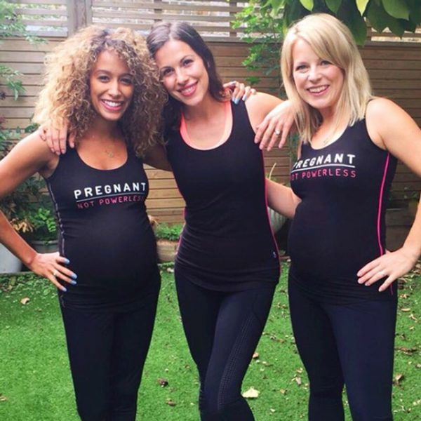 fit pregnancy with fit brit