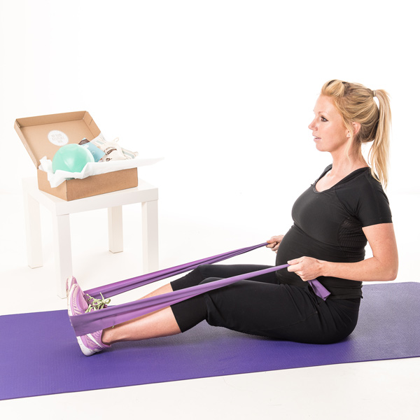 Three rules of pregnancy fitness Joanna Helcke
