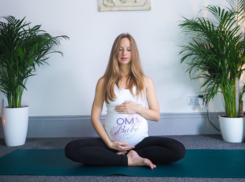prenatal yoga with candace