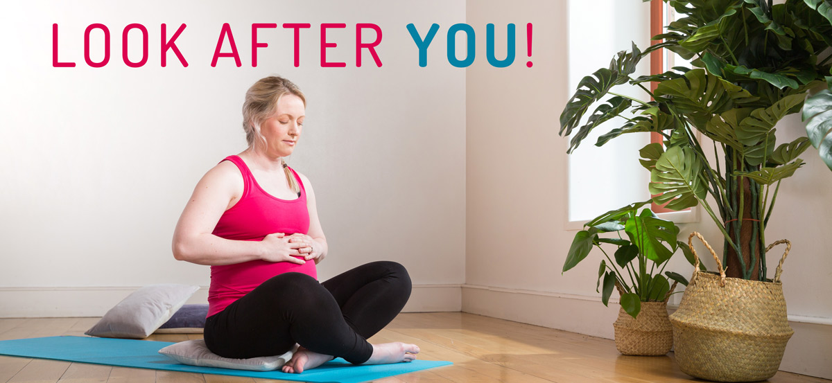 Look after you pregnancy fitness