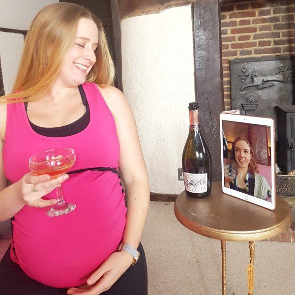 look after YOU pregnancy mocktails